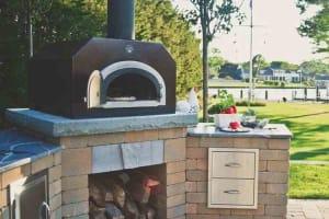 Verona Pizza Oven Adobe Blend