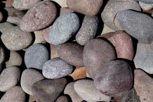 Red Beach Pebbles