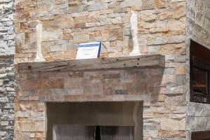 Ashburn PrecisionLedge Fireplace