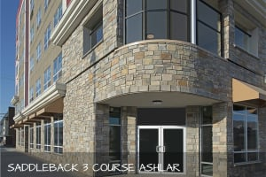Saddleback 3 Course Ashlar