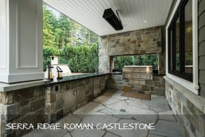 Sierra Ridge Roman Castlestone 2