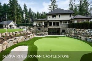 Sierra Ridge Roman Castlestone 3