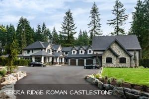 Sierra Ridge Roman Castlestone