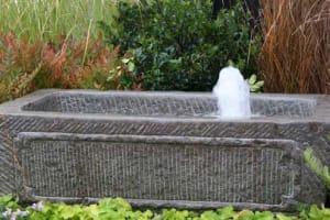 Antique Trough Fountain
