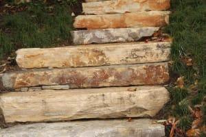 Champlain StoneSouth Bay Quartzite Steps