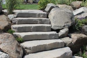 NicolockIrregular Steps