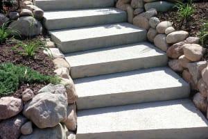 UnilockLedgestone Steps