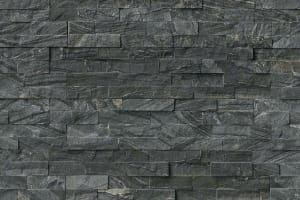 Glacial Black Stacked Stone