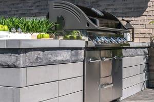 Unilock Kitchen