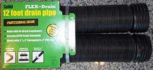 FLEX-Drain Pipe