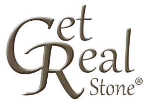 Get Real Stone Logo