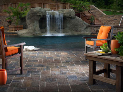 See our gallery of Water Features