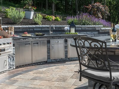 See our gallery of Outdoor Kitchens