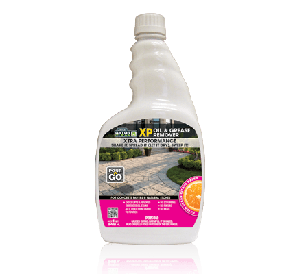 XP Oil Grease Remover