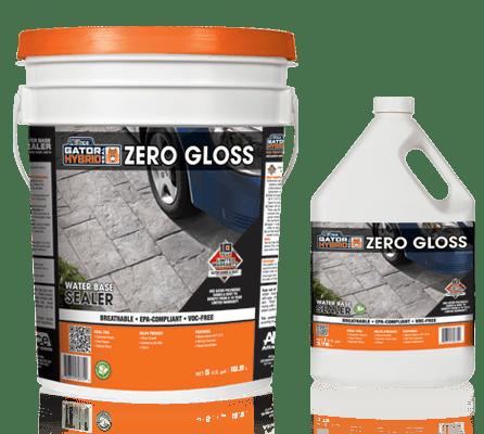 Hybrid Seal Zero Gloss