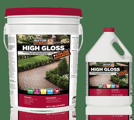 Hybrid Seal High Gloss +Color Enhancer