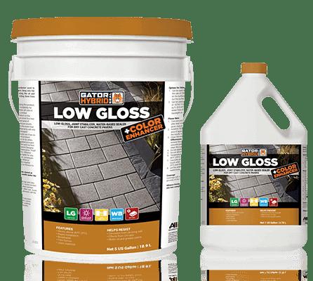 Hybrid Seal Low Gloss +Color Enhancer