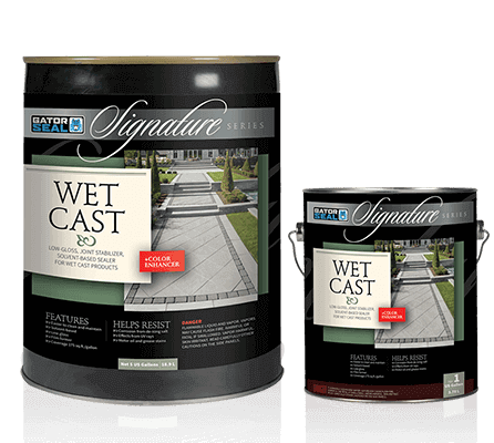 Low Gloss +Color Enhancer for Wet Cast Products