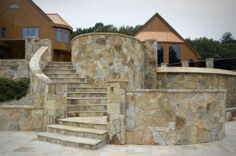 Champlain Stone SouthBay Quartzite Mosaic
