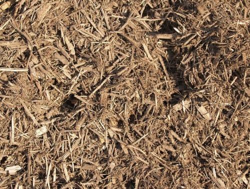 Natural Shredded Mulch