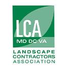 Landscape Contractors Association logo