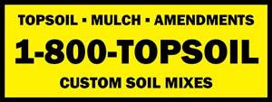 For the Best Topsoil in the East, call 1-800-TOPSOIL (1-800-867-7645) Serving Maryland, Washington, DC, Virginia, Pennsylvania and Delaware