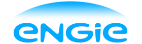 Engie logo - ENGIE is a global energy player and an expert operator in the three businesses of electricity, natural gas and energy services. The Group develops its businesses around a model based on responsible growth to take on the major challenges of energy's transition to a low-carbon economy: access to sustainable energy, climate-change mitigation and adaptation, security of supply and the rational use of resources