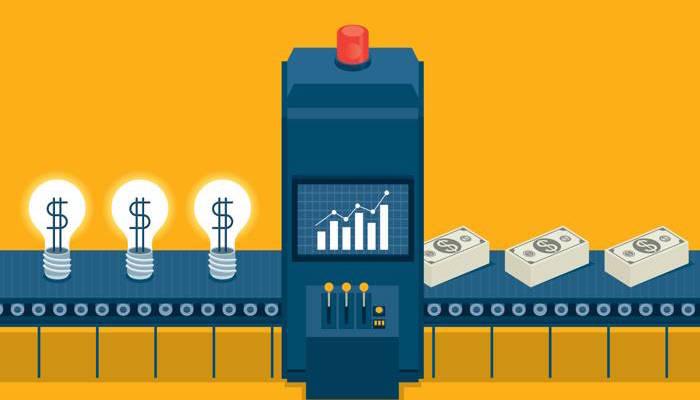 transforming idea into money