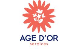 Nouveau logo AGE D'OR SERVICES