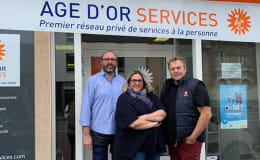 Repreneurs Age d'Or Services Reims