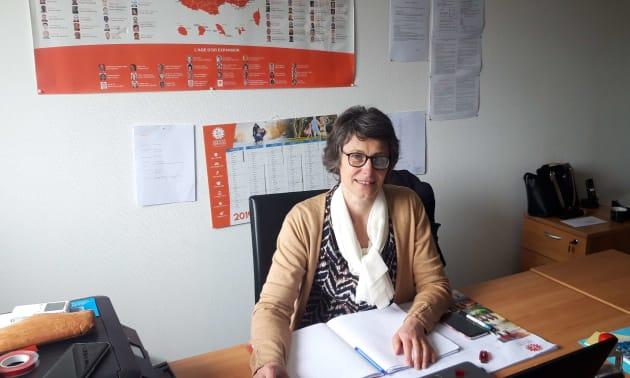 Céline GODET reprend l'agence Age d'Or Services de Poitiers