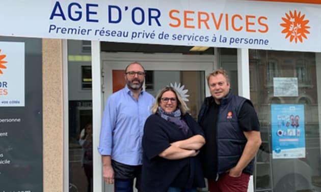 Repreneurs Age d'Or Services Reims