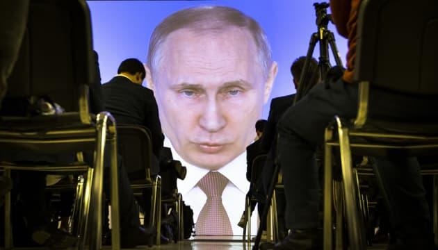 Durch das Töten von Gegnern erpresst Putin den Westen