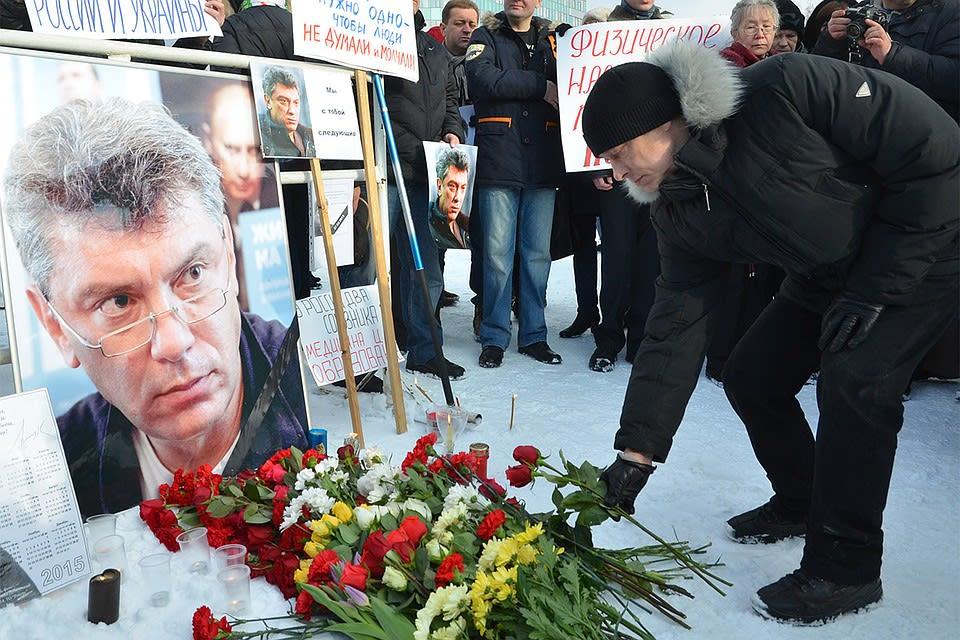 Freedom . или…. Как убивали Немцова.