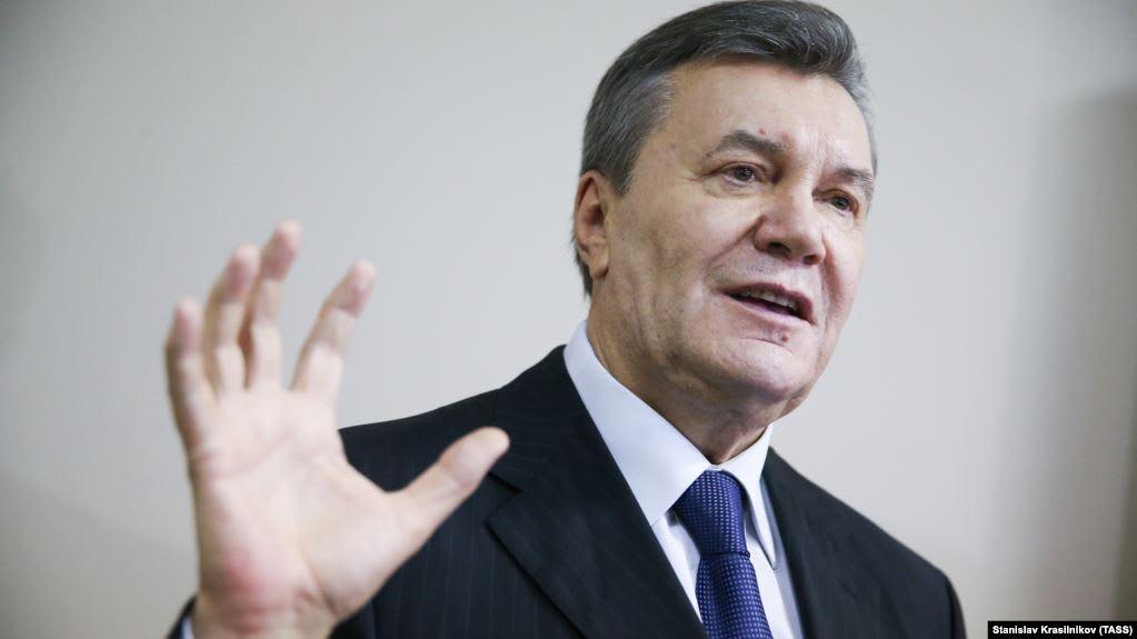 «Крымские интересы» Виктора Януковича