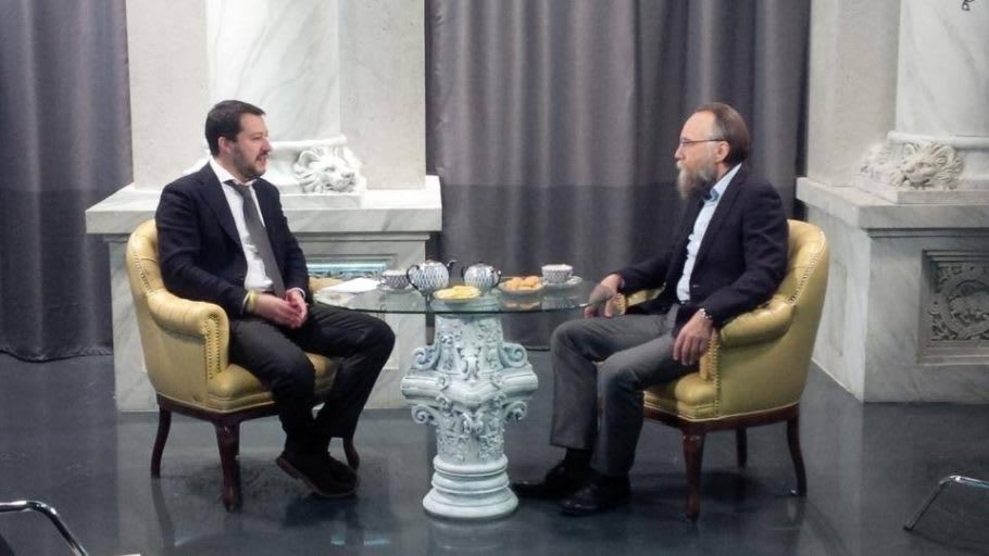 Putin's Funding of Italy's Far-Right The Pivotal Role of Aleksandr Dugin