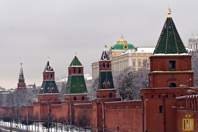 Группы влияния в путинской России или борьба за власть между «Кремлёвскими башнями»