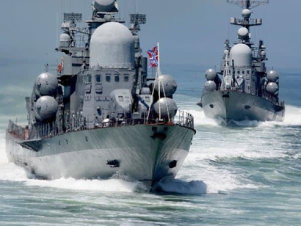 О возможном захвате акватории Черного моря со стороны России