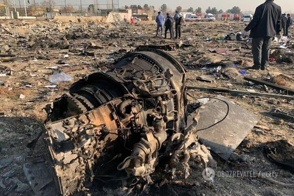 """""""Ошибка пилотов минимальна"""": в МАУ прокомментировали катастрофу в Иране"""