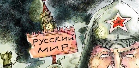 Как идеи «русского мира» активно продвигаются по религиозным каналам в Восточной Европе