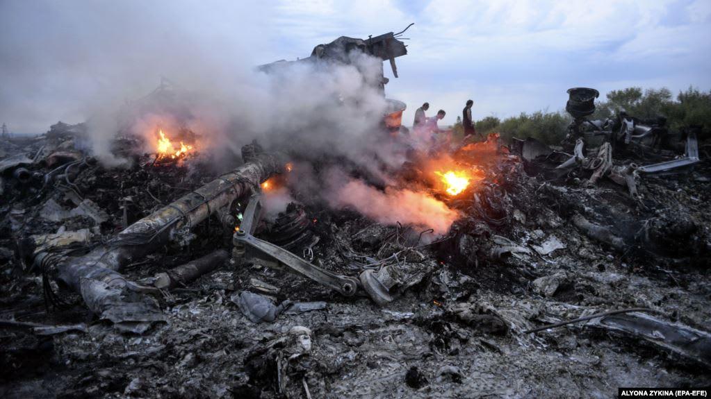 Нидерланды отказались судить в России виновных в крушении MH-17