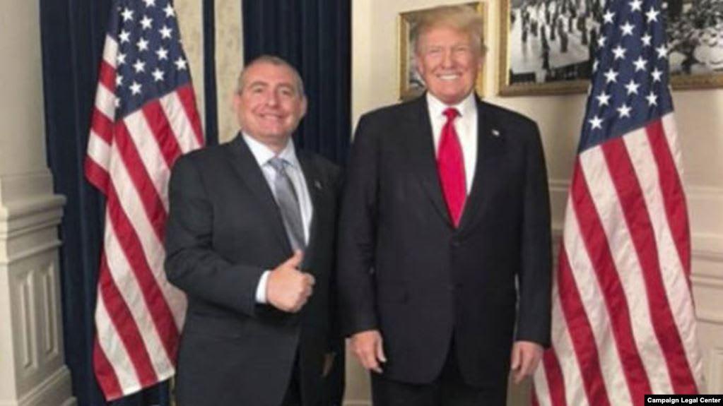 Опубликовано видео, на котором Трамп и Лев Парнас обсуждают Украину