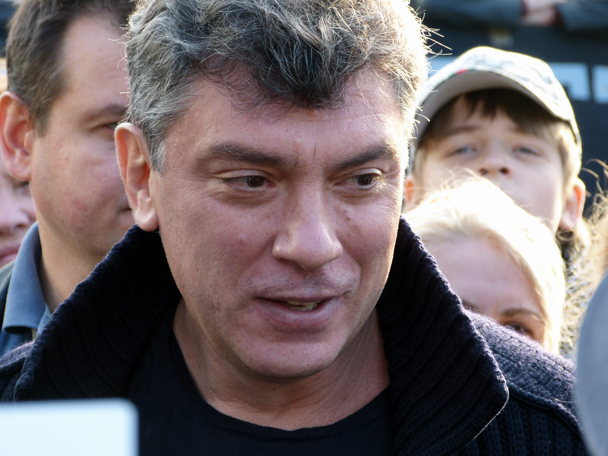 Борис Немцов – сакральная жертва