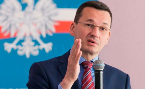 Заявление премьер-министра Польши Матеуша Моравецкого