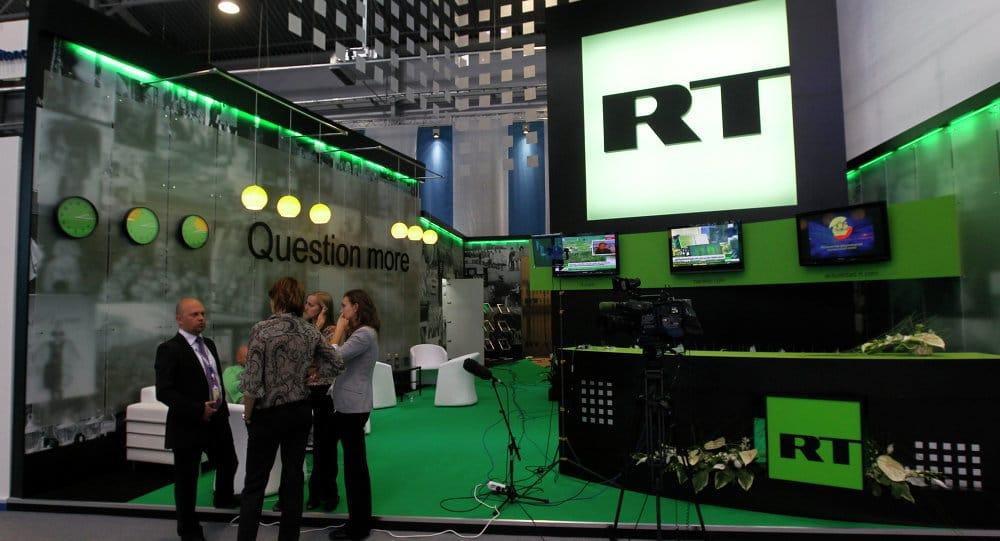 ЛАТВИЯ – запрещено вещание семи входящих в RT телеканалов