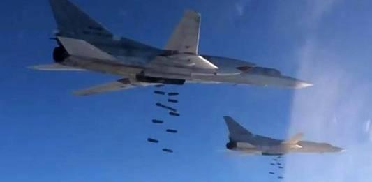 Авиация РФ в Сирии разбомбила лагерь беженцев: есть жертвы