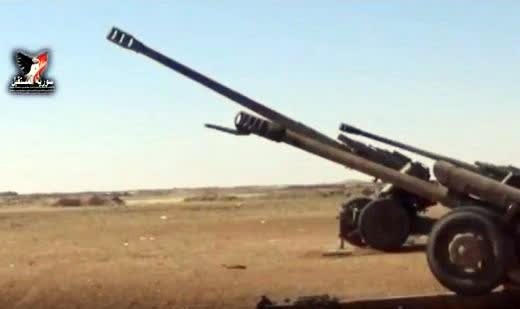 Россия направила в Сирию дальнобойные гаубицы