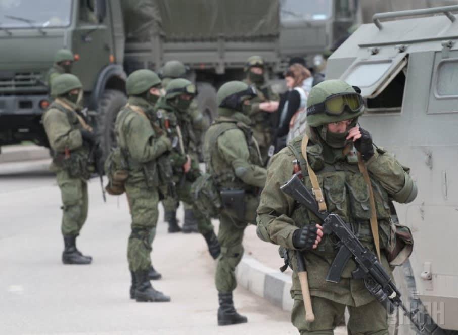 Сказки СМИ, об освобождении Крыма всего лишь повод оправдать себя.