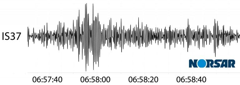 Норвежские сейсмологи зафиксировали под Северодвинском два взрыва