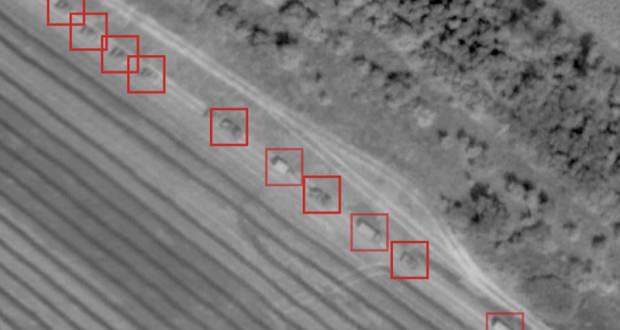 Британские аналитики показали спутниковые фото-доказательства участия РФ в боях под Иловайском. ВИДЕО